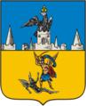 Maloarkhangelsk COA (Oryol Governorate) (1781).png