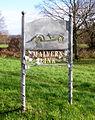 Malvern Link village sign.jpg