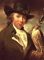 Man with Falcon by Philip Reinagle.jpg