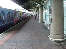 Manchester Airport Railway Station.JPG