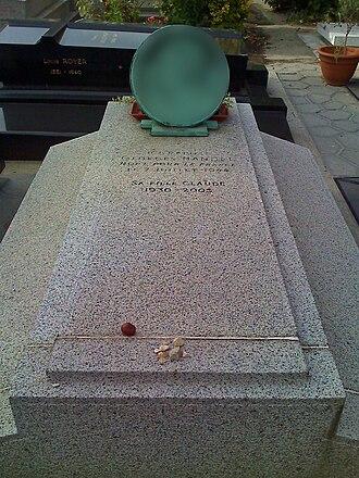 Georges Mandel - The grave of Mandel in Paris