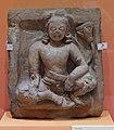 Manjusri - Terracotta - ca 8th-9th Century CE - Pala Period - Paharpur Rajshahi - ACCN 9784-A20097 - Indian Museum - Kolkata 2016-03-06 1696.JPG