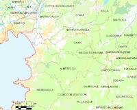 Carte Corse Ajaccio Porticcio.Grosseto Prugna Wikipedia