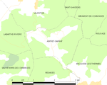 Map commune FR insee code 31021.png