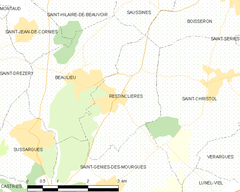 Map commune FR insee code 34227.png