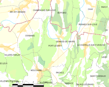 Port Lesney Wikipedia
