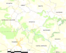 Map commune FR insee code 40090.png