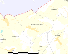 Map commune FR insee code 50253.png