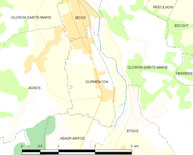 Map commune FR insee code 64252.png