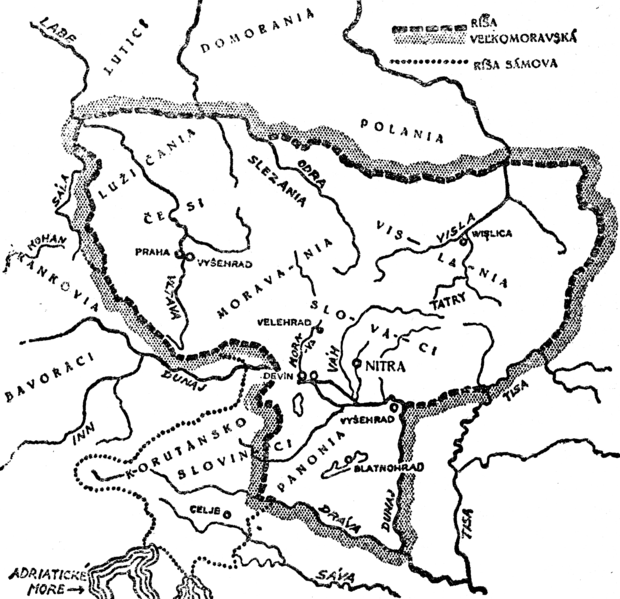 Datei:Map of Great Moravia (869).png