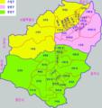 Map of the city of Seongnam, Gyeonggi Province, Republic of Korea-2.png