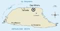 Mapa Cazumel be.png