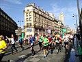 Marathon de Paris 2018 - Coureurs au km 4 (2).jpg