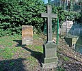 Marburg Friedhof Barfüßertor 175 Epitaph Soldan 1855.JPG