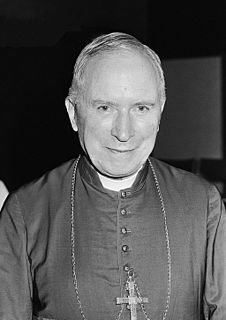 Marcel Lefebvre French Roman Catholic archbishop