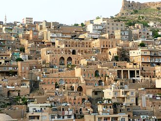 Mardin - Another detail of the old town