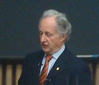 Mario Capecchi, at the University of Texas Hea...