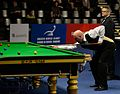 Mark King and Ingo Schmidt at Snooker German Masters (DerHexer) 2015-02-04 03.jpg