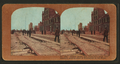 Market Street, San Francisco's great thoroughfare, showing effect of earthquake on the street, from Robert N. Dennis collection of stereoscopic views 2.png