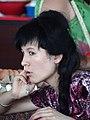 Market Woman in Bazaar - Fergana - Uzbekistan (7550859442).jpg