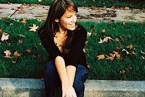 Actress und musician Marla Sokoloff