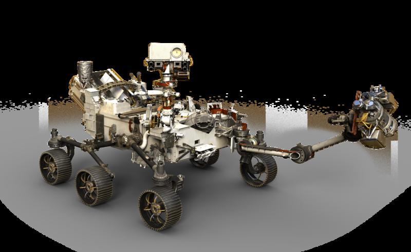 descriptions of a rover for mars - photo #14