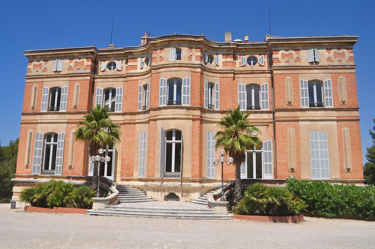 Marseille.Château Pastré.JPG