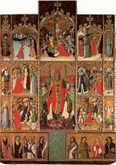Retaule de Sant Pere de Púbol