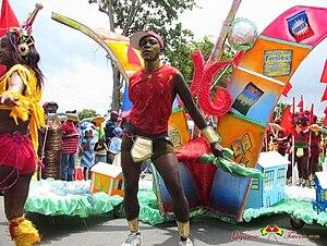 Mashramani - Mash in Guyana 2007