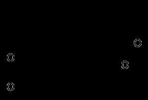 Maslinic acid - Image: Maslinic acid structure