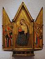Maso di Banco - La Vierge et l'Enfant entre les saints.JPG