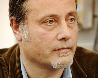 Massimo Carlotto Italian writer and playwright