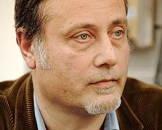 Massimo Carlotto - Image: Massimo Carlotto in Trento 2009 01