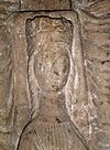 Matilda of Denmark effigy 2009.jpg