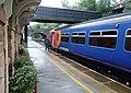 Matlock railway station, Network Rail, Derbyshire.jpg