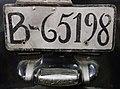 Matrícula automovilística España 1900 Barcelona B~65198 dibujada.jpg
