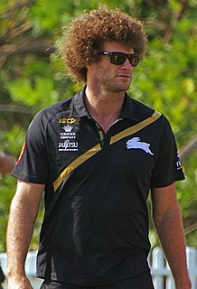 Australian rugby league player