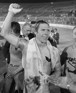 1979 UCI Track Cycling World Championships - Mattheus Pronk won the amateur motor-paced