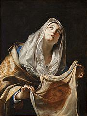 Saint Veronica with the Veil