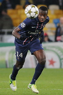 Blaise Matuidi French footballer