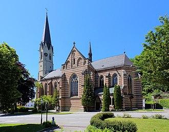 Mauerkirchen - Parish church