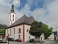 Mauterndorf, kerk foto3 2011-07-27 09.45.JPG