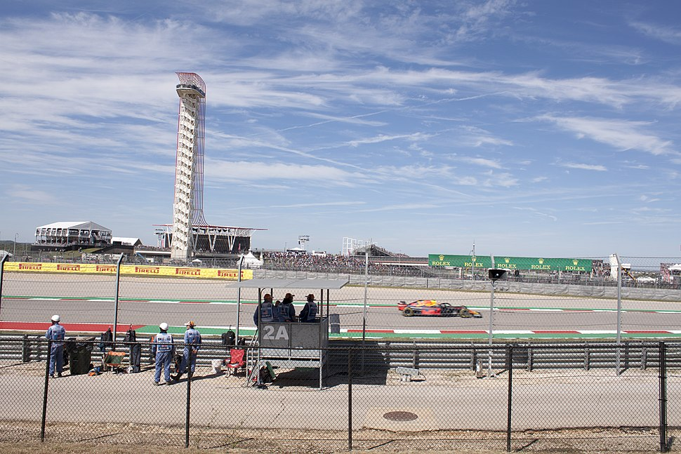 Max Verstappen 2018 US Grand Prix