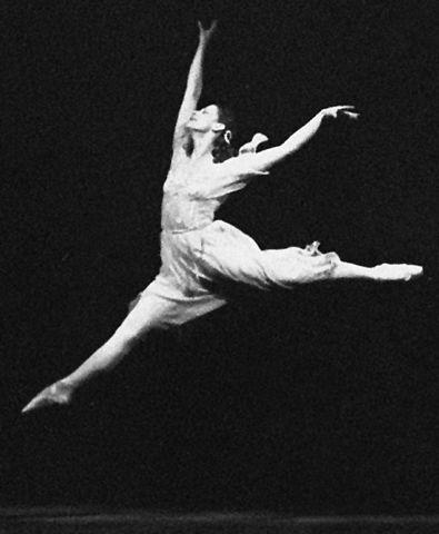 Майя Плисецкая в балете «Ромео и Джульетта», 1961 год.