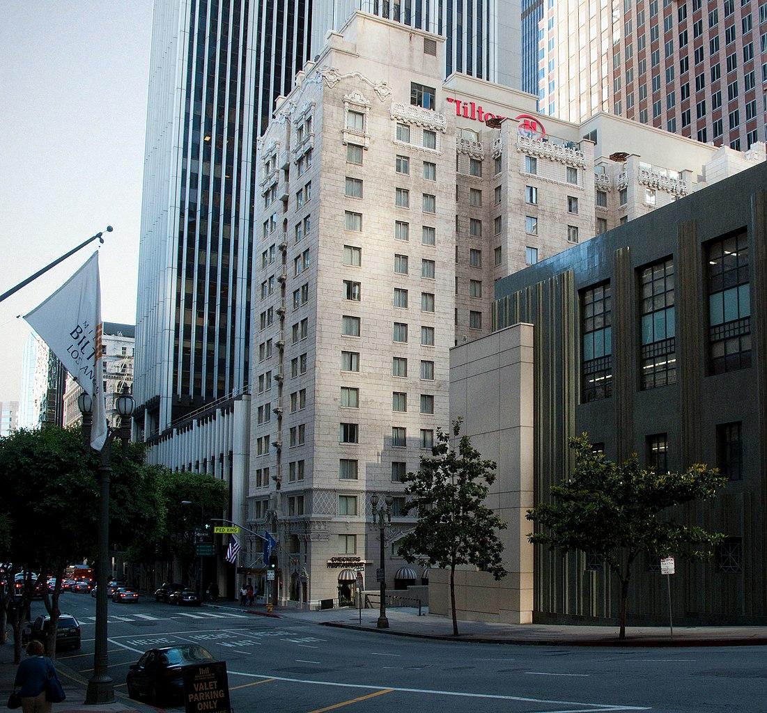 Mayflower Hotel Los Angeles