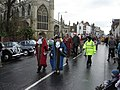 Mayor and Mayoress opening Christmas Market - geograph.org.uk - 1074105.jpg