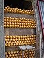 Mazarocas de millo apiñocadas, A Coruña.jpg