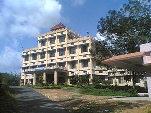 Pampady - Engineering College