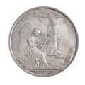 Medalj, vetat mori, 1834 - Skoklosters slott - 110765.tif