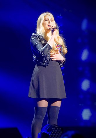 Meghan Trainor - Trainor performing in Philadelphia during the Jingle Ball Tour 2014